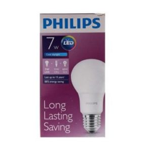 Philips LED 7W Putih