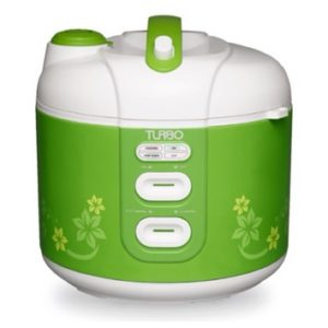 Turbo rice cooker hijau