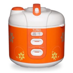 Turbo rice cooker orange