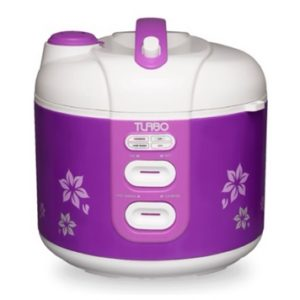 Turbo rice cooker ungu