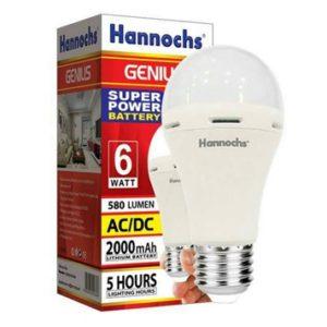 Hannochs Genius 6W