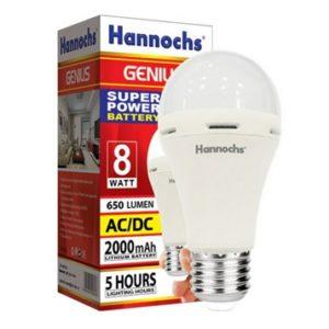 Hannochs Genius 8W