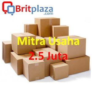 Mitra Usaha 2.5 Juta