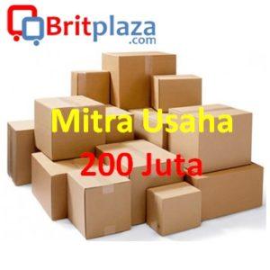 Mitra Usaha 200 Juta
