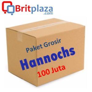 Paket Grosir Hannochs 100 Juta