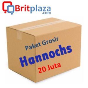 Paket Grosir Hannochs 20 Juta