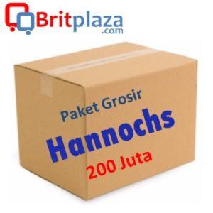 Paket Grosir Hannochs 200 Juta