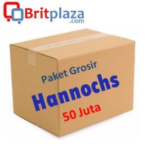 Paket Grosir Hannochs 50 Juta