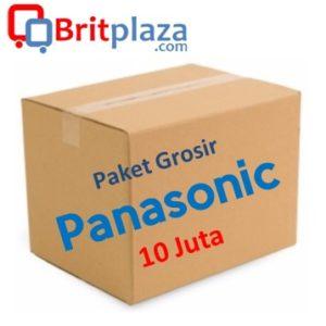 Paket Grosir Panasonic 10 Juta