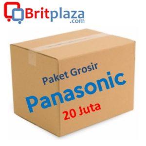 Paket Grosir Panasonic 20 Juta