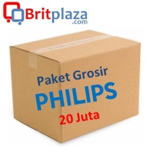Paket Grosir Philips 20 Juta