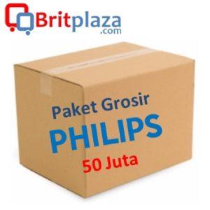 Paket Grosir Philips 50 Juta