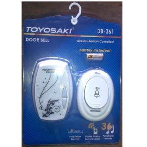 Toyosaki door bell DB-361 putih