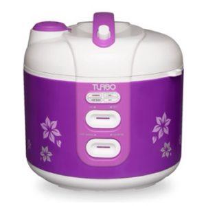 Turbo rice cooker ungu