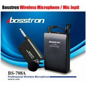 Bosstron mic kancing