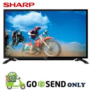 Sharp TV 32 Inch LC-32LE180I