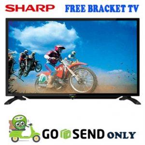 Sharp TV 32 Inch LC-32LE180I + Bracket