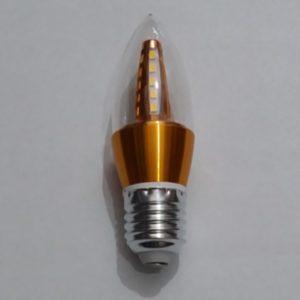 Candle LED E27 Kuning