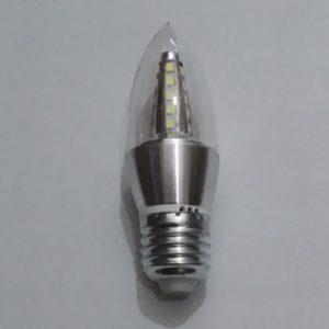 Candle LED E27 Putih